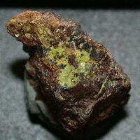 Uranocircite & Bergenite