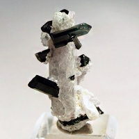 Hydroxylherderite & Elbaite