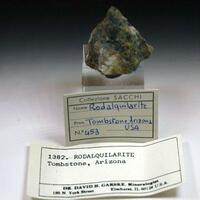 Rodalquilarite