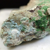 Natrochalcite & Leightonite