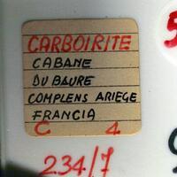 Carboirite