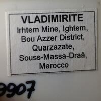 Vladimirite