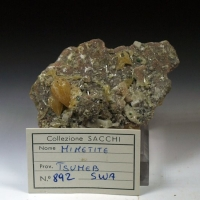 Your Mineral Collection: 21 Oct - 28 Oct 2016