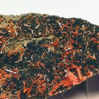 Crocoite & Vauquelinite