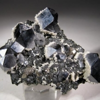 Galena With Quartz Sphalerite & Pyrite