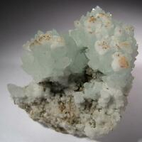 Cuprian Calcite