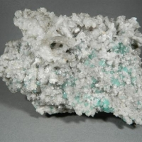 Alumino Adamite Calcite & Aragonite