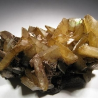 Baryte With Aragonite