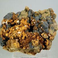 Jarosite Natrojarosite & Romanèchite