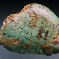 Turquoise & Rare Earth Elements