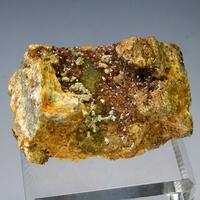 Wurtzite & Jordanite