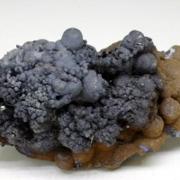 Goethite Romanèchite Psilomelane & Limonite
