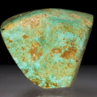 Turquoise With Rare Earth Elements