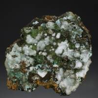 Smithsonite Aurichalcite & Aragonite