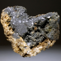Galena Psm Anglesite With Cerussite