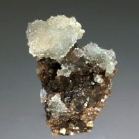 Calcite & Smithsonite