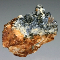 Molybdenite & Pyrite