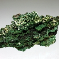 Conichalcite & Calcite