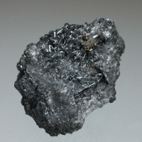 Jamesonite Pyrite & Sphalerite