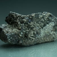 Native Silver On Arsenic