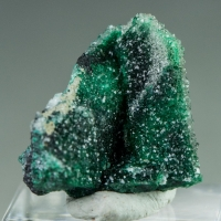 Quartz On Malachite Psm Azurite