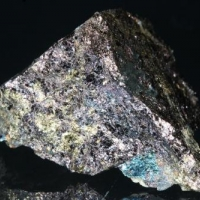 Renierite & Chalcopyrite & Bornite