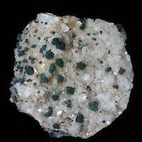 Malachite Psm Chalcopyrite