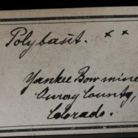 Polybasite & Proustite