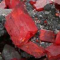 Realgar Arsenic & Quartz