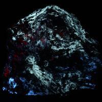 Brianyoungite Hydrozincite & Calcite