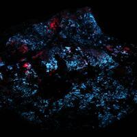 Hydrozincite & Calcite