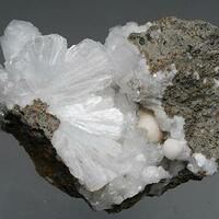 Stilbite Heulandite & Thomsonite-Ca