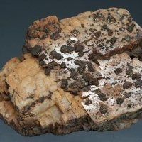 Dolomite & Pyrite