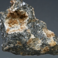 Siderite & Smectite Group