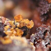 Bariopharmacosiderite