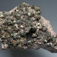 Chalcopyrite & Marcasite