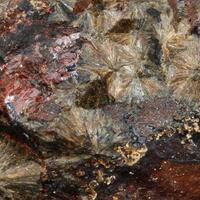 Laubmannite Cacoxenite & Eleonorite