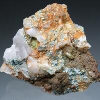 Wardite & Turquoise