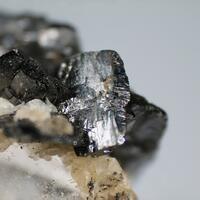 Ferberite Dolomite & Quartz