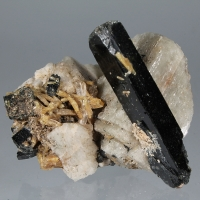 Aegirine Zircon Quartz & Microcline