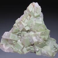 Duftite On Calcite