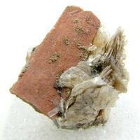 Rhodochrosite Psm Sérandite & Polylithionite