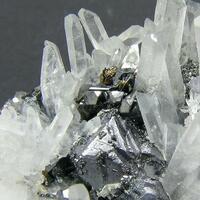 Seligmannite Quartz & Galena