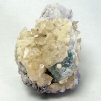Strontianite Celestine & Calcite