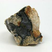 Fluorbritholite-(Ce) & Uraninite & Allanite-(Ce)