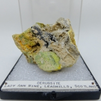 Cerussite Pyromorphite