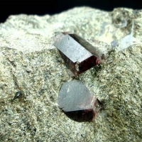 Almandine With Biotite Schist