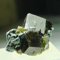 Andradite With Diopside Vesuvianite & Pyrochlore