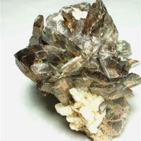Axinite With Albite