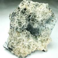 Hematite & Quartz With Chlorite